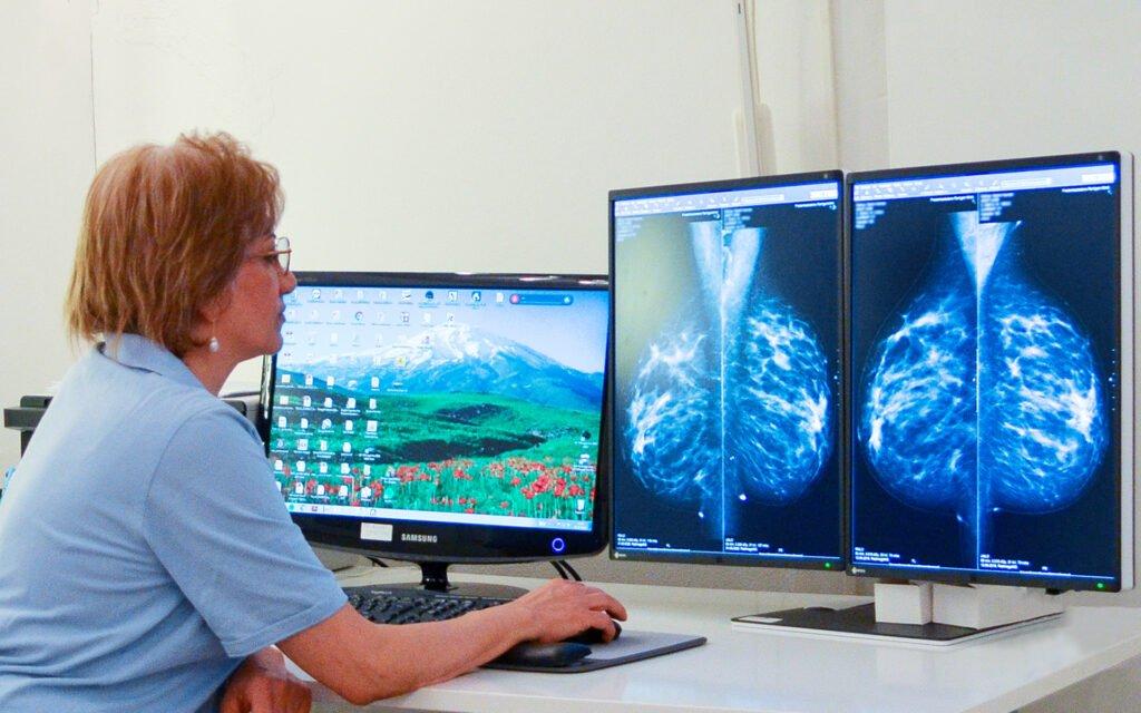 Mammografi undersøgelse