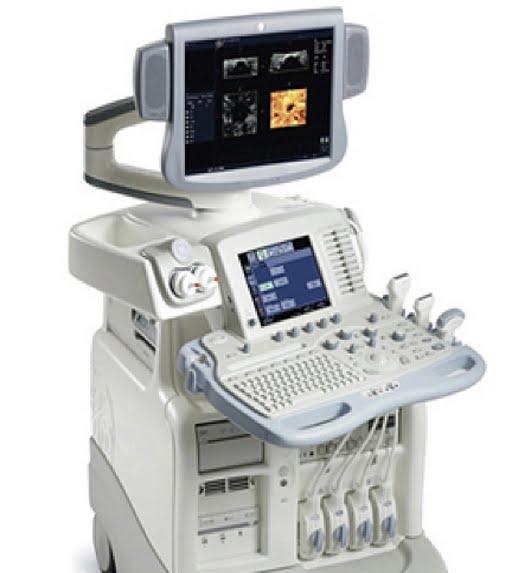 GE LOGIQ 9 Ultralydsmaskine
