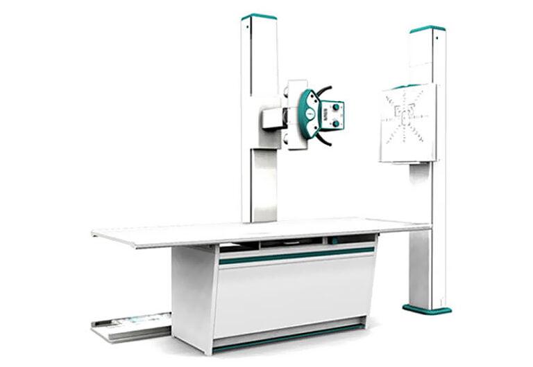 Radiologia-sa, Polyrad S Røntgenmaskine